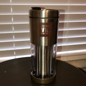 Starbucks Via Ready Brew Tumbler 10 oz.